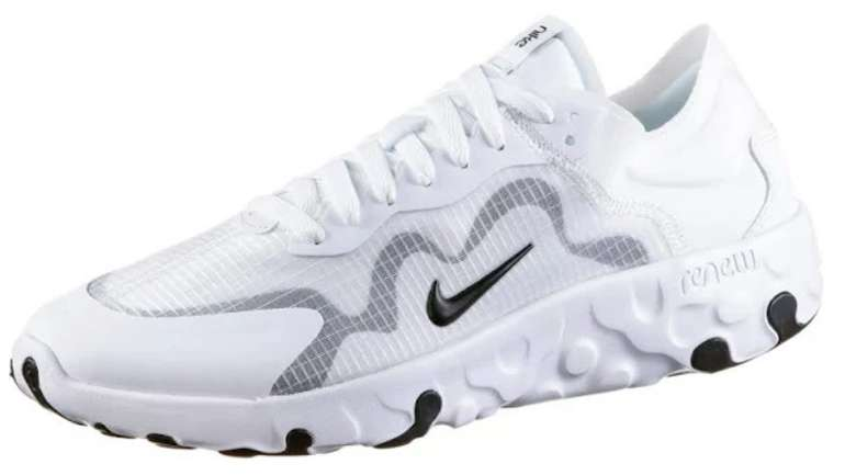 Nike Sneaker Renew Lucent weiß/schwarz für 29,92€ inkl. Versand (statt 52€)