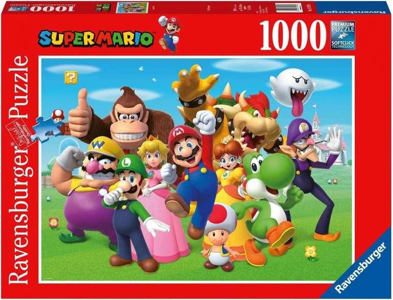 Ravensburger Puzzle Super Mario für 13,85€ inkl. Versand (statt 16€)