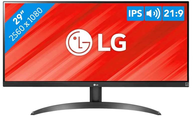 LG UltraWide 29WP500 mit 29 Zoll (75 Hz, IPS, AMD FreeSync) für 169€ inkl. Versand (statt 182€)
