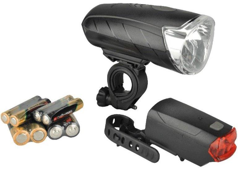 Fischer Fahrrad-Leuchtenset 85340 für 12€ inkl. Versand