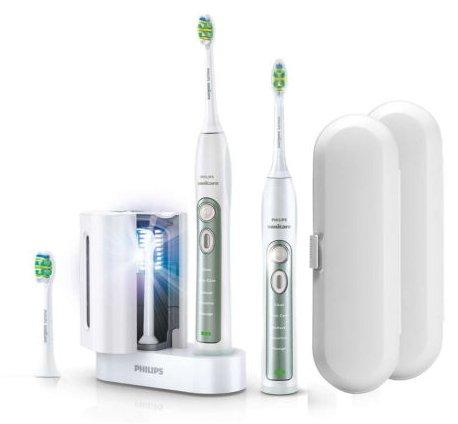 Philips Sonicare Flexcare+ HX6973/35 Doppelpack für 116,99€ (statt 166€)