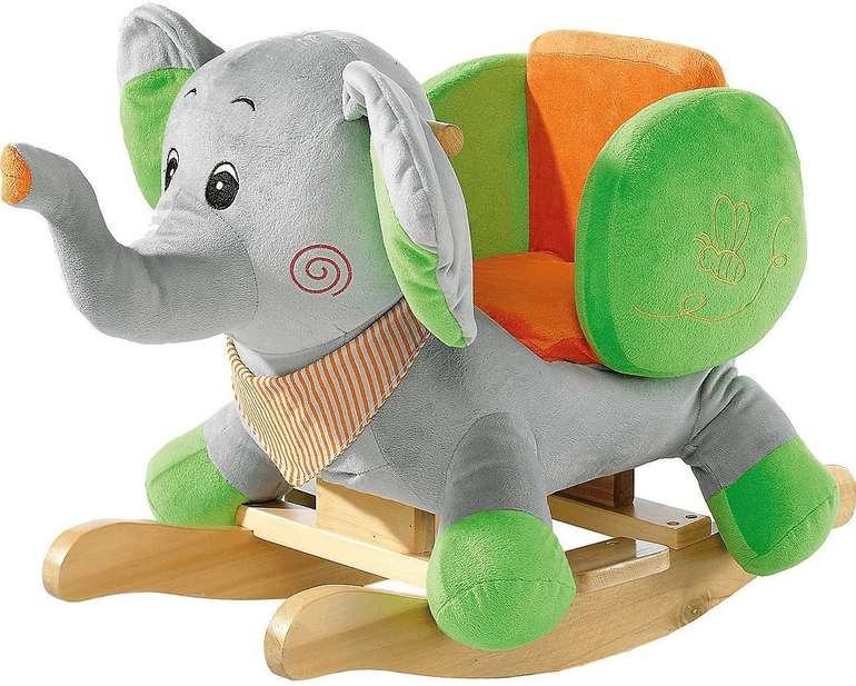 Heunec Schaukeltier Elefant mit Sound für 70,17€ inkl. Versand (statt 87€)