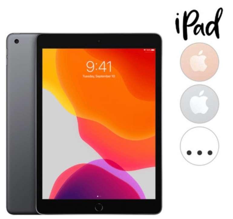 """Apple iPad 10.2"""" (2020) mit 32GB Speicher + WiFi für 314,10€ inkl. Versand (statt 340€)"""