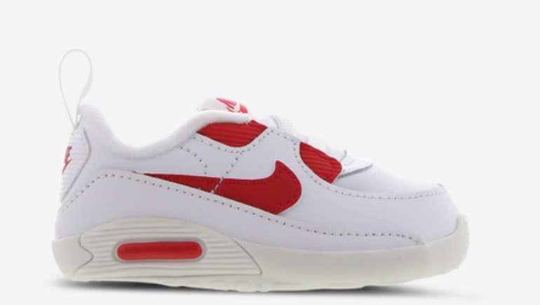 Nike Air Max 90 Crib Baby Schuhe für 29,99€inkl. Versand (statt 36€)
