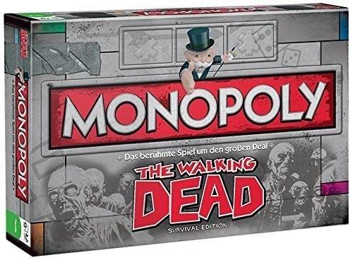 Monopoly: The Walking Dead Survival Edition für 29,99€ inkl. Versand (statt 38€)