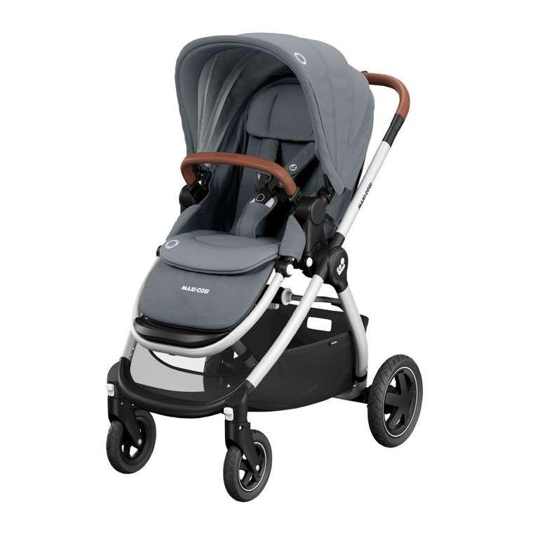 Maxi Cosi Kinderwagen Adorra Essential Grey für 266,79€ inkl. Versand (statt 319€) + 10-fach babypoints