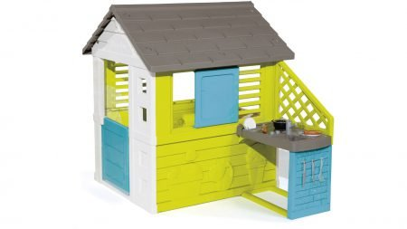 Smoby Pretty Haus mit Sommerküche für 127,99€ inkl. VSK (statt 158€)