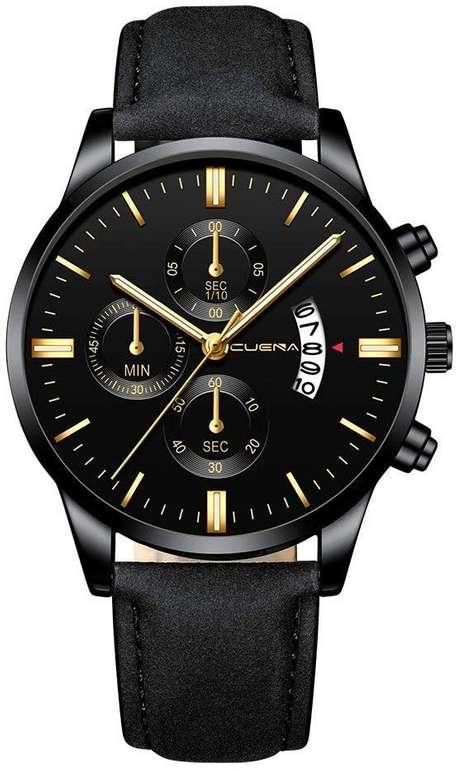 IFOUNDYOU Armbanduhr für Herren nur 4,20€ inkl. Versand (Prime)