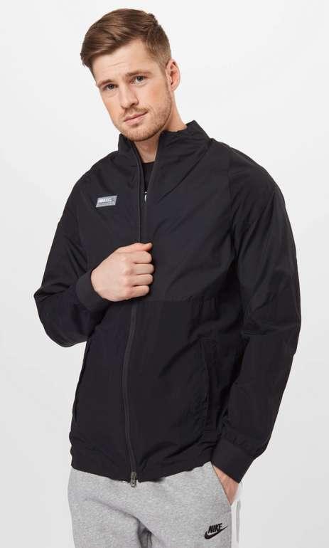 Nike F.C Herren Sportjacke in schwarz/weiß für 35,93€ inkl. Versand (statt 56€)