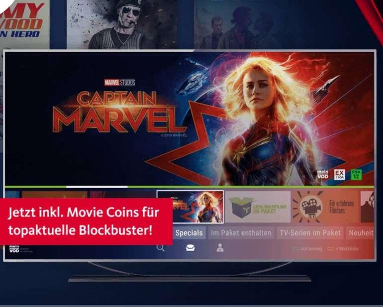 3 Monate Freenet Video für 0,99€ testen + 5€ Amazon Gutschein (mtl. kündbar!)