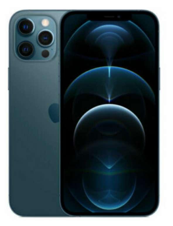 Apple iPhone 12 Pro Max mit 256GB in Pazifikblau für 1.064€inkl. Versand (statt 1.135€)