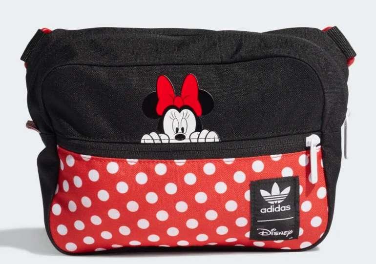 adidas Minnie Crossbody-Tasche in Schwarz für 15,68€inkl. Versand (statt 28€)