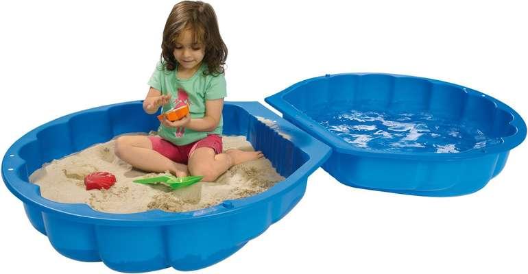 Big Sand- und Wassermuschel in Blau für 11,15€ inkl. Versand (statt 16€)