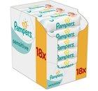 3-Monatspack Pampers Feuchttücher Sensitive (1008 Tücher, 18x 56 Stck) 15€
