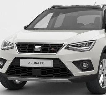 24 Monate: Seat Arona FR 1.6 TDI mit 115PS für 187,04€ Brutto im Gewerbeleasing