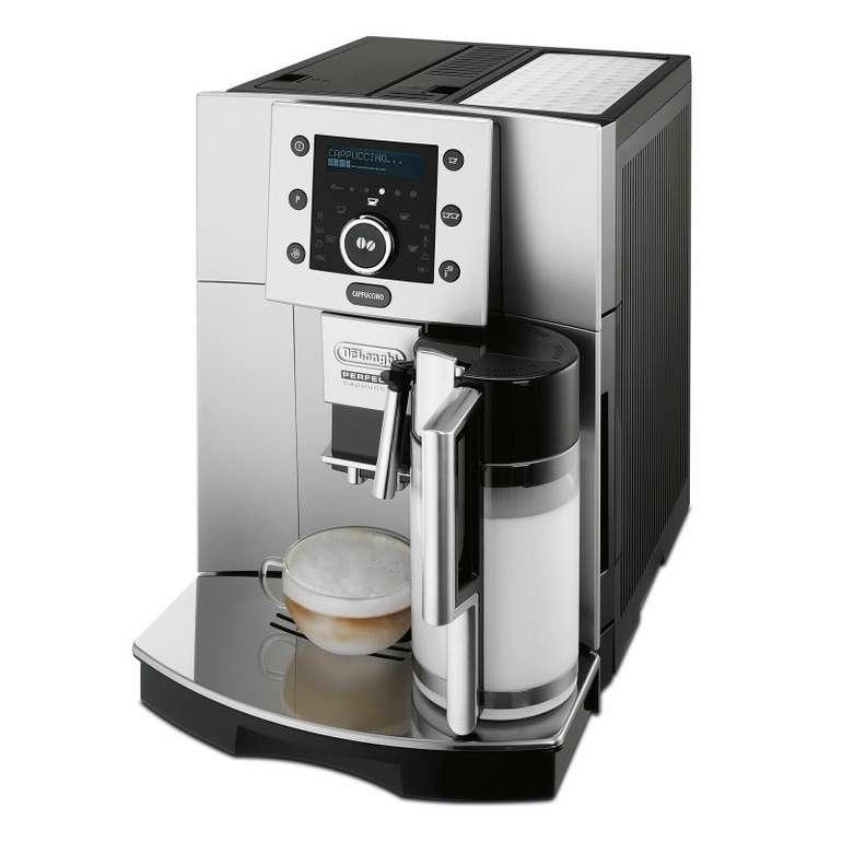 DeLonghi ESAM 5500.S Perfecta Kaffeevollautomat für 399,90€ inkl. Versand (statt 456€)