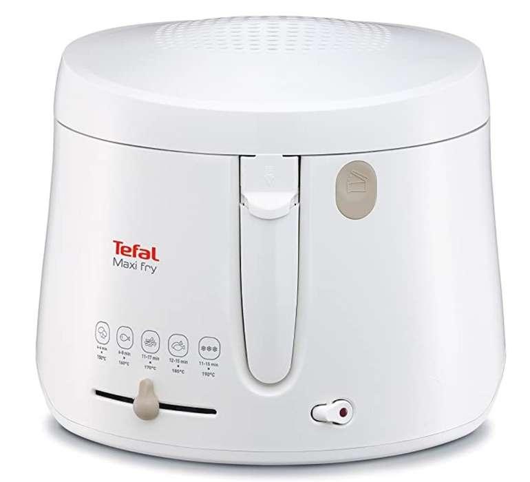 Tefal FF1000 MaxiFry Fritteuse (weiß) für 31,13€ inkl. Versand (statt 43€)