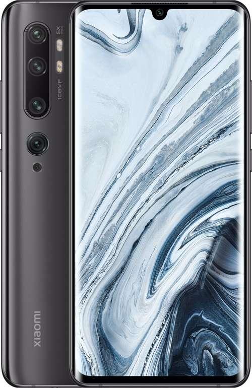 Xiaomi Mi Note 10 Pro (29€) + o2 AllNet und SMS Flat mit 3GB LTE für 14,99€ inkl. Versand