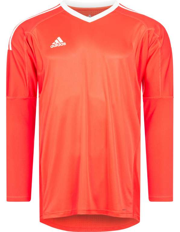 adidas adizero Herren Kurz- oder Langarm Torwarttrikot in orange zu je 18,94€ inkl. Versand (statt 25€)