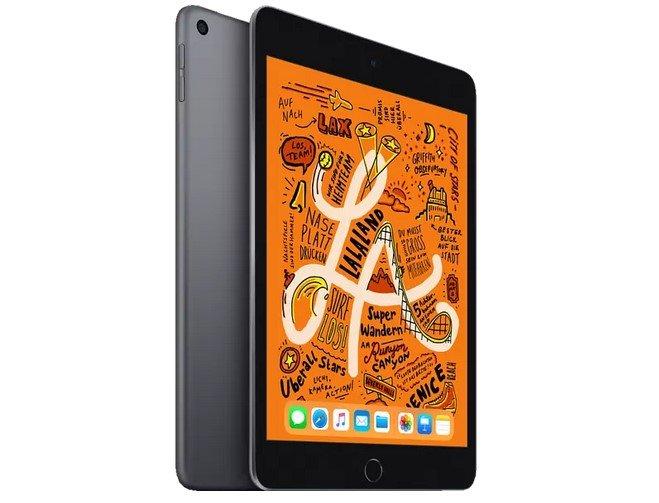Apple Week bei Media Markt - z.B. APPLE iPad mini (2019) WiFi, Tablet, 64 GB, 7,9 Zoll, Silber für 359€ (statt 449€)