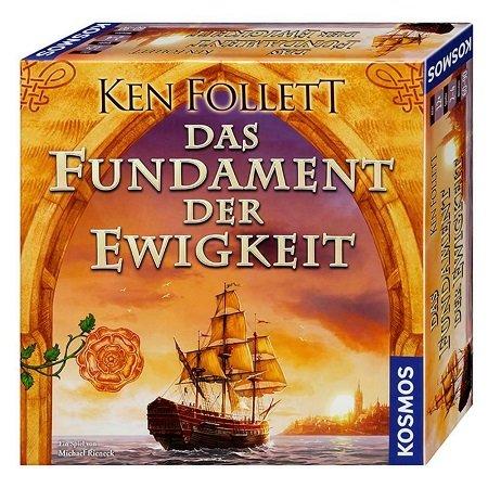 Kosmos Das Fundament der Ewigkeit (692650) für 9,49€ inkl. VSK