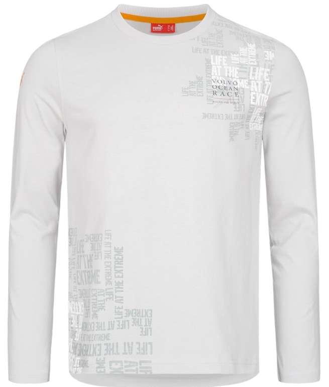 Puma Volco Ocean Race Herren Langarm Shirt (versch. Farben) für je 15,94€ inkl. Versand (statt 25€)