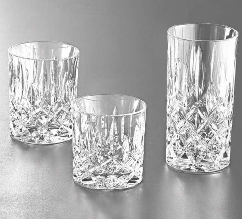 18-teiliges Nachtmann Noblesse Gläser-Set für 37,13€ inkl. Versand (statt 58€)