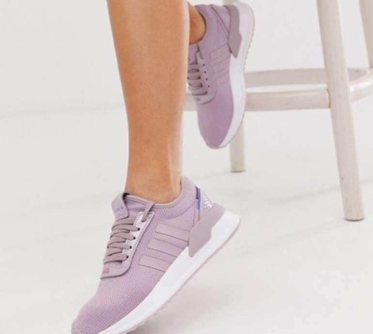 Adidas Originals U Path Run Damen Sneaker in Flieder für 48,99€ inkl. Versand (statt 90€)