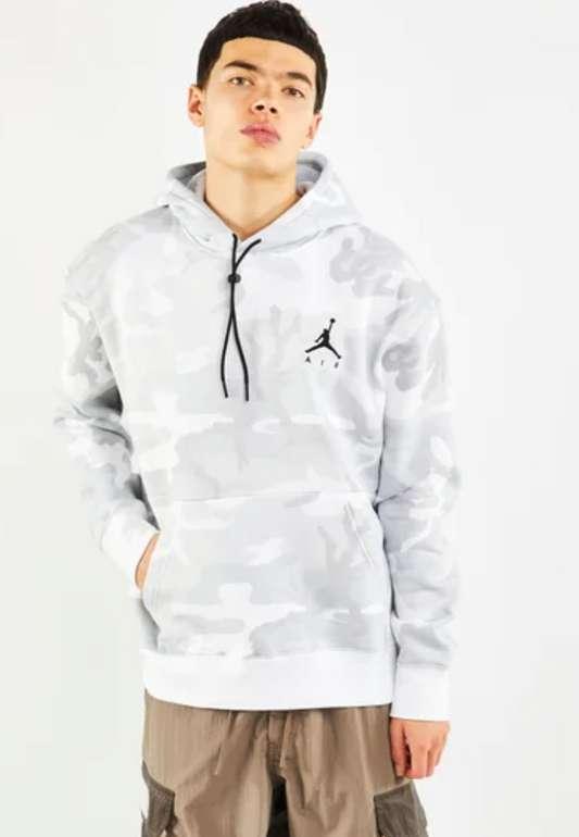Jordan Jumpman Air All Over Print Herren Hoodie in Weiß für 39,99€inkl. Versand (statt 60€)
