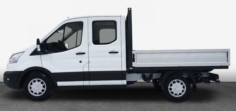 Ford Transit Trend 310 L2 Doppelkabine Pritsche Leasing