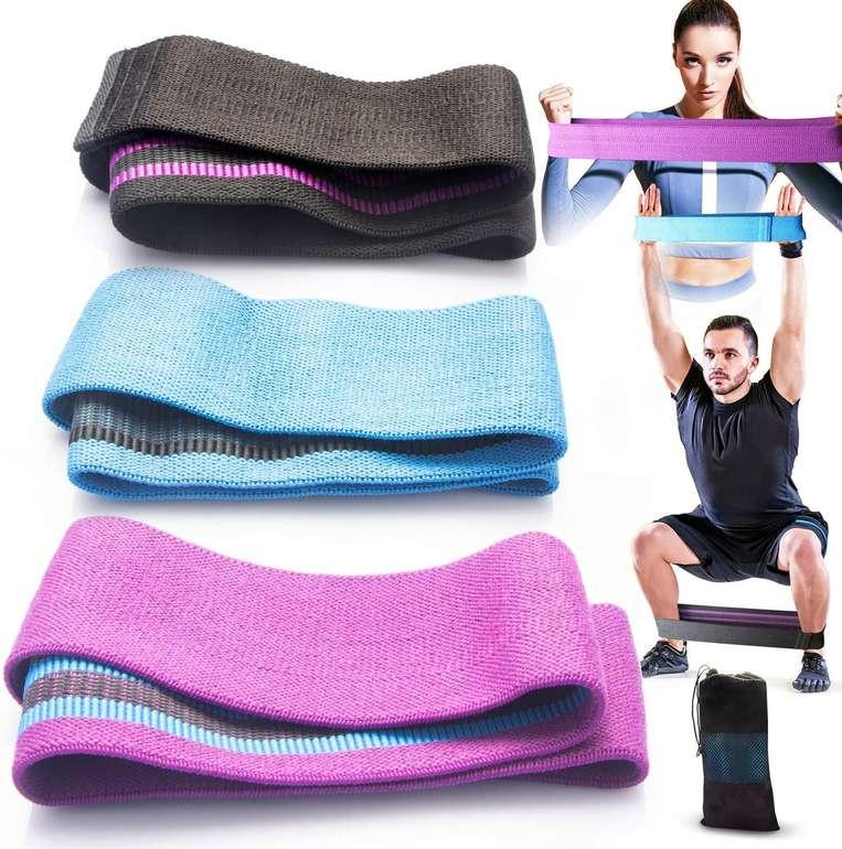 2 Jiprens Produkte bei Amazon reduziert, z.B. 3er Set Fitnessbänder für 10,49€ inkl. Prime Versand