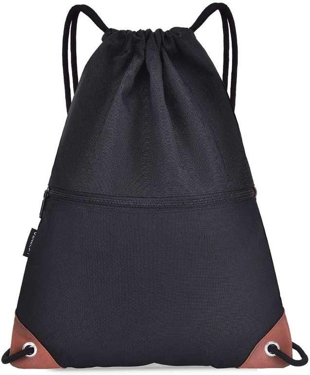 Lixada wasserabweisender Turnbeutel mit Reißverschlusstaschen (8 Farben) für je 10,99€ inkl. Versand (statt 17€)