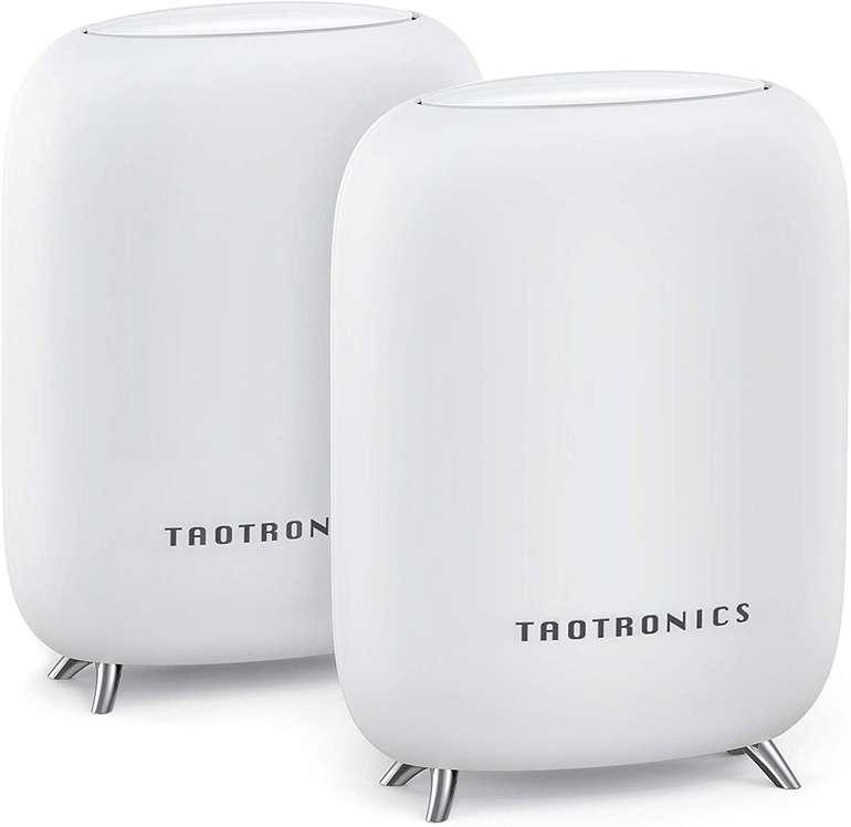 TaoTronics Ultra Speed Mesh-WLAN-System (3000 MBit/s, Tri-Band) für 149,99€ inkl. Versand (statt 210€)