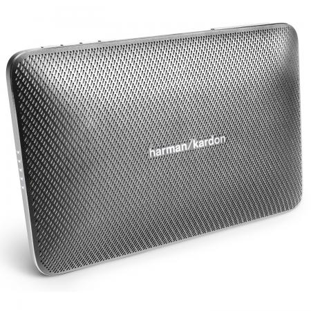 Harman-Kardon tragbarer Bluetooth Lautsprecher Esquire 2 in grau für 102,95€