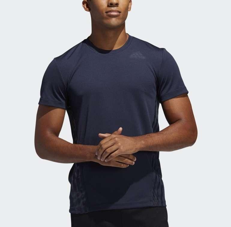 Adidas Performance Aeroready 3-Streifen Herren T-Shirt in 2 Farben für je 19,90€ inkl. Versand (statt 28€)