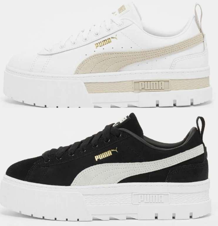 Puma Mayze Damen Sneaker (vers. Farben) zu je 79,99€inkl. Versand (statt 99€)
