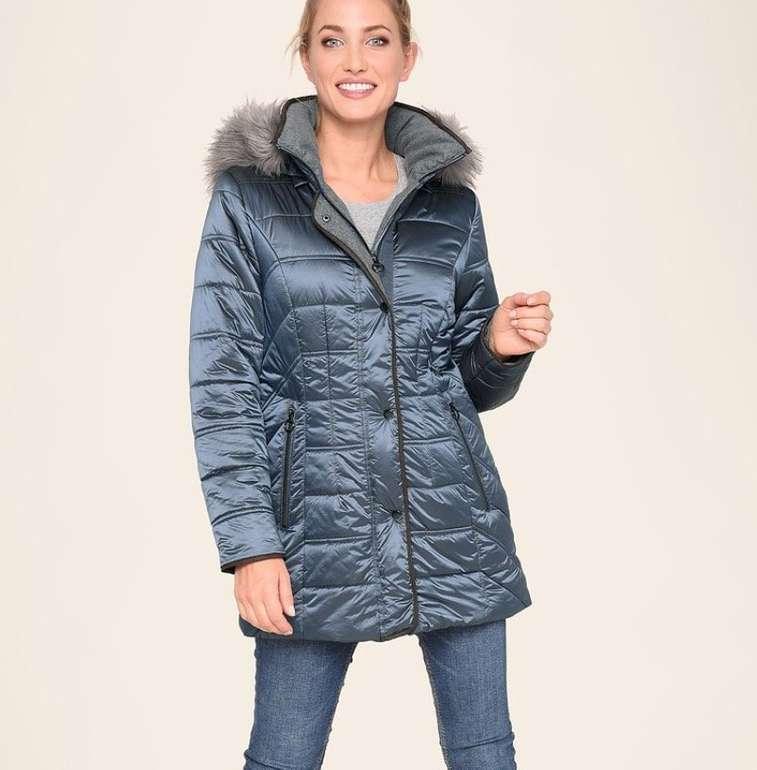 Adler Mode Sale mit bis zu -70% + 30% Extra Rabatt - z.B. Bexley Steppjacke für 48,99€ (statt 70€)