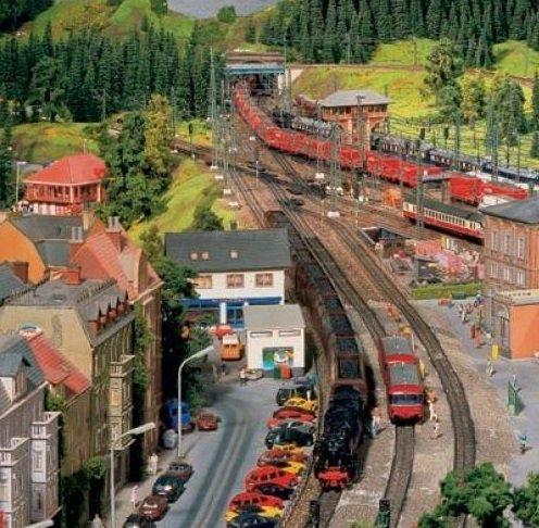 Miniatur Wunderland Hamburg Kita-Tage: Kostenloser Eintritt für Kindergärten