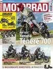 """7 Ausgaben der Zeitschrift """"Motorrad"""" für 27,30€ + 31,85€ Verrechnungsscheck"""