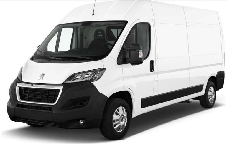 Gewerbe Leasing: Peugeot Boxer Kastenwagen 328 L1H1 Pro BlueHDi120 für 49,90€ mtl. (LF: 0,14)