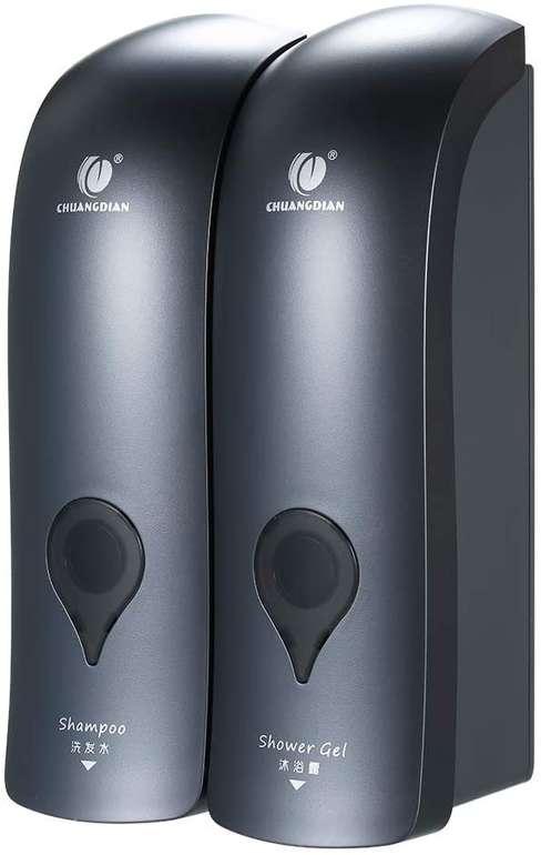 Decdeal Shampoo- & Duschgel Spender (2 x 300ml) für 10,44€ inkl. Prime Versand