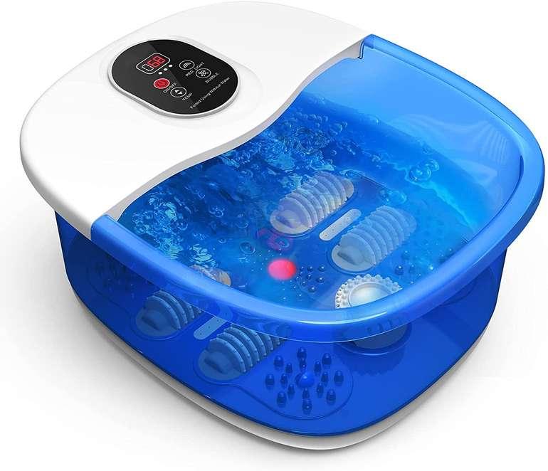 Arrealer Fußbad mit Wärmefunktion für 26,99€ inkl. Versand (statt 50€)