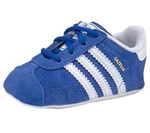 Adidas Originals Kinder Schuhe Gazelle Crib für 24,57€ inkl. Versand (statt 29€)