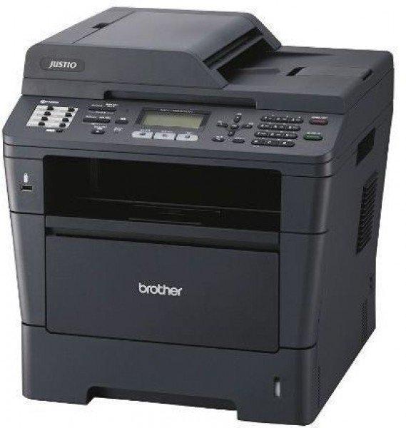 Brother MFC-8520DN s/w Laser-Multifunktionsgerät + Extra LT5400 Papierkassette für 299€