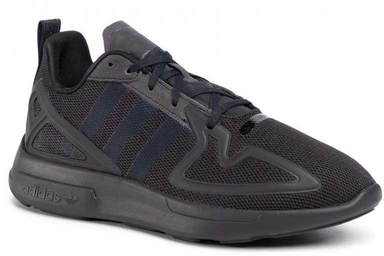 """adidas ZX 2K Flux Herren Sneaker im """"All-Black"""" Design für 57€ inkl. Versand (statt 70€)"""