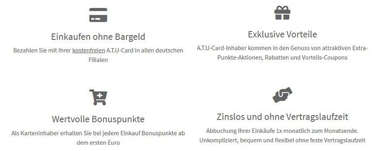 A.T.U. Kundenkarte 2