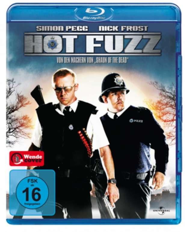 Hot Fuzz Blu-Ray mit Wendecover für 5,99€ inkl. Versand (statt 8€)