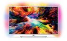 Philips 50PUS7363 – 50 Zoll UHD 4K Smart TV mit 3-seitigem Ambilight für 555€