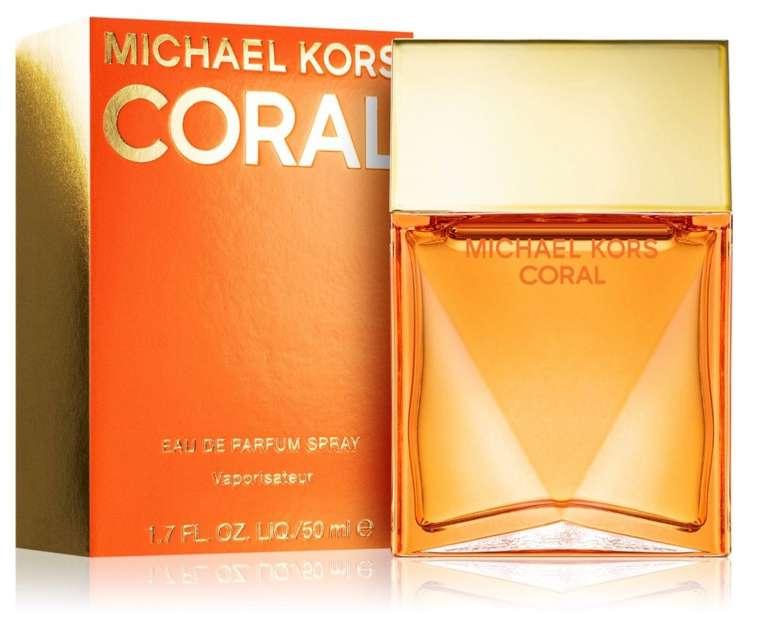 50ml Michael Kors Coral Eau de Parfum für Damen nur 35,30€ inkl. Versand (statt 55€)