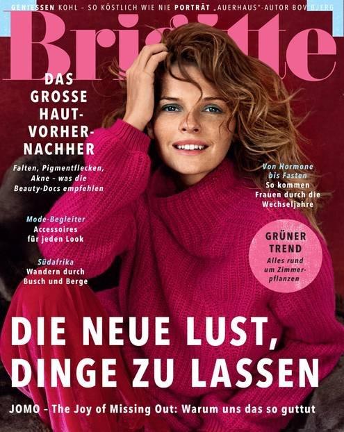 """Jahresabo der Zeitschrift """"Brigitte"""" für 99€ + z.B. 95€ BestChoice-Gutschein"""